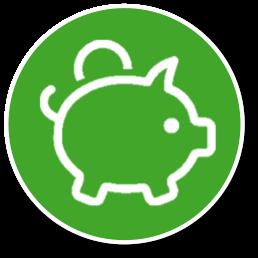 Icône - Economie2 - Rond
