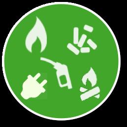 Icône - Energies - Rond