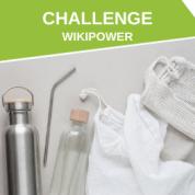 Wikipower-challenge-zero-dechet