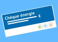 Chèque énergie - Encart mise en avant