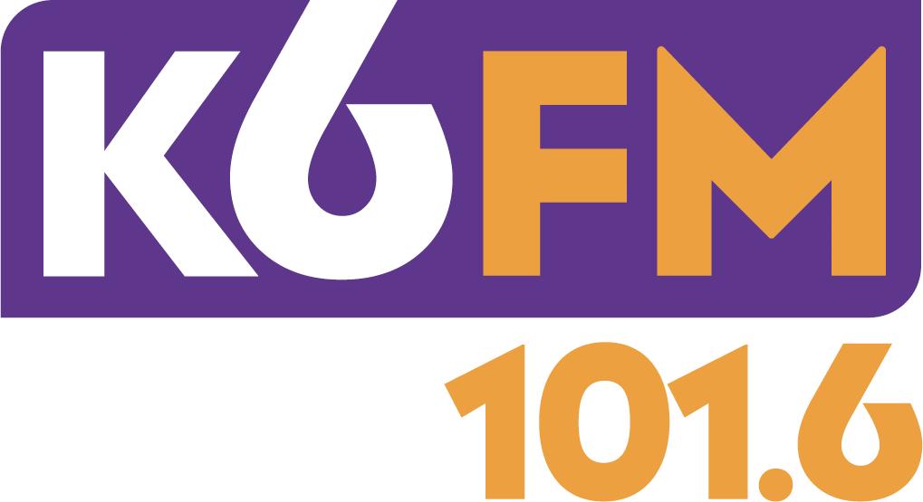 K6fm logo